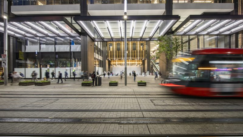 Brookfield Place Sydney transit hall entrance_1